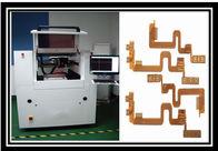 চীন Automatic CNC Laser Cutting Machine High Accuracy 8 - 10W 2500Kg Weight কারখানা