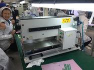 চীন Pneumatically Driven Pcb Depaneling Pcb Separator Machine 960×425×350 mm কারখানা