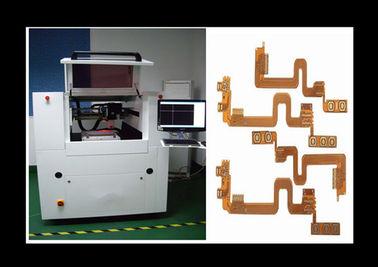 High Speed Cnc Laser Cutter , 8W / 30 Khz Intelligent Ceramic Boards Laser Metal Cutting Machine