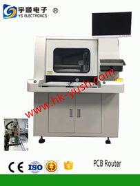 লেজারের PCB Depaneling রাউটার PCB Depanelizer সিএনসি স্বয়ংক্রিয় PCB বিচ্ছেদ