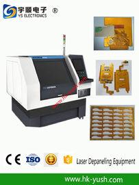 PCB / FPC / মুদ্রিত সার্কিট বোর্ড জন্য UV লেজার depaneling মেশিন